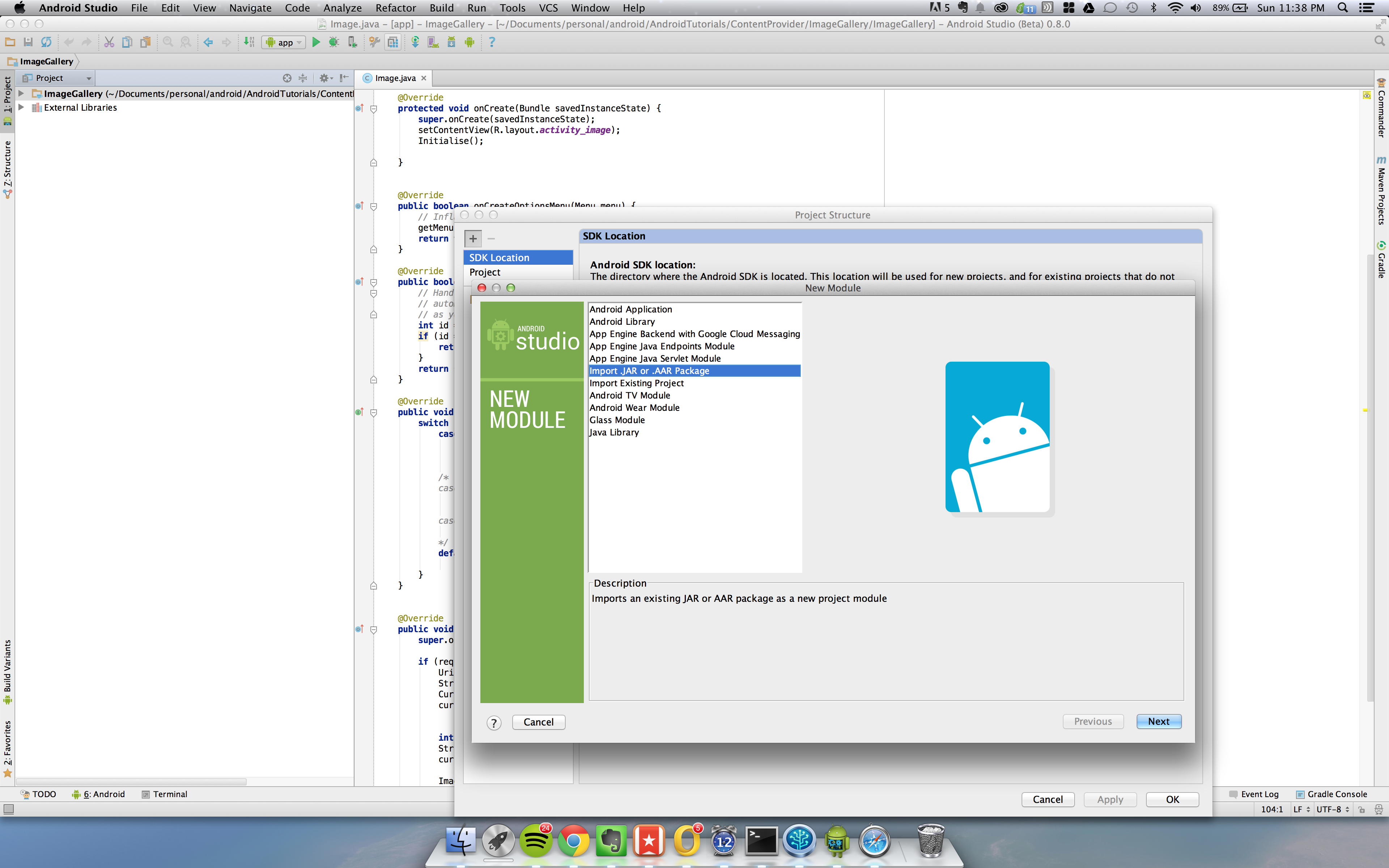 Adding Google Play Services to Android Studio  – Mobile Buddies